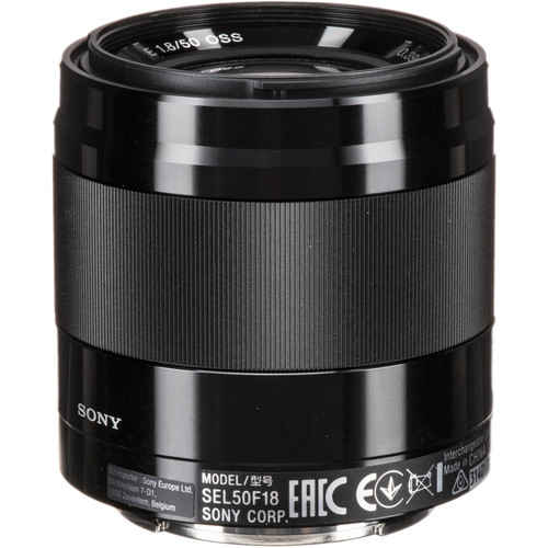 sony ef 50mm f/1.8 oss
